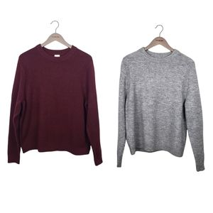 A New Day Crew Neck Sweater Lot